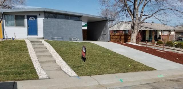 8691 Hopkins Drive, Denver, CO 80229 (#5990745) :: Wisdom Real Estate