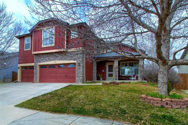 2801 Odell Drive, Erie, CO 80516 (#5990773) :: The Heyl Group at Keller Williams