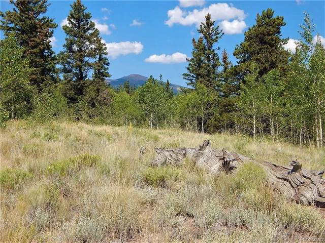 0 Sheep Ridge Road, Fairplay, CO 80440 (#5990804) :: The Gilbert Group