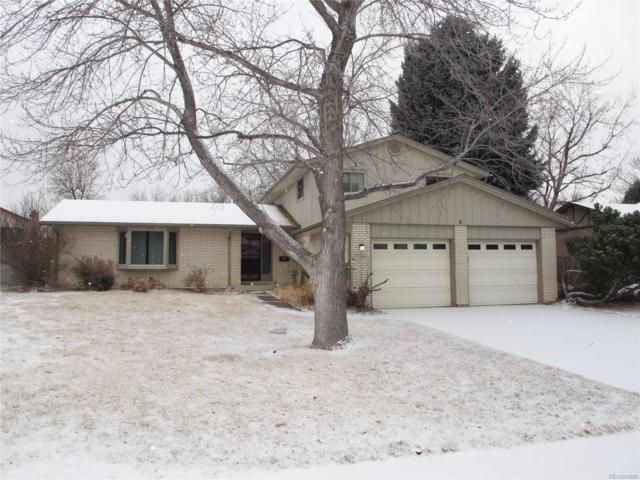 1661 S Kendall Street, Lakewood, CO 80232 (MLS #5991042) :: 8z Real Estate
