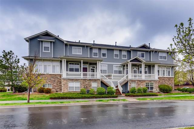9543 Pearl Circle #105, Parker, CO 80134 (#5991096) :: The DeGrood Team