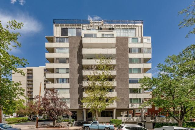 740 Pearl Street #806, Denver, CO 80203 (MLS #5991104) :: 8z Real Estate