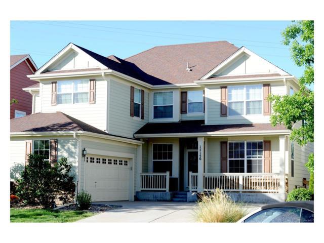 17156 E Trailmaster Drive, Parker, CO 80134 (MLS #5991566) :: 8z Real Estate