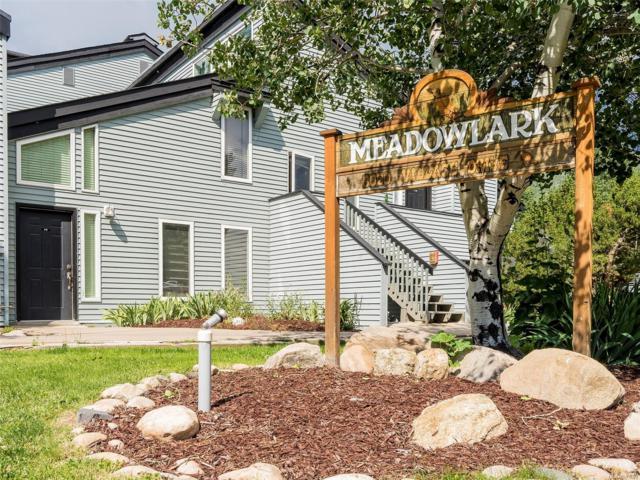 3020 Village Drive #314, Steamboat Springs, CO 80487 (#5991769) :: Bring Home Denver