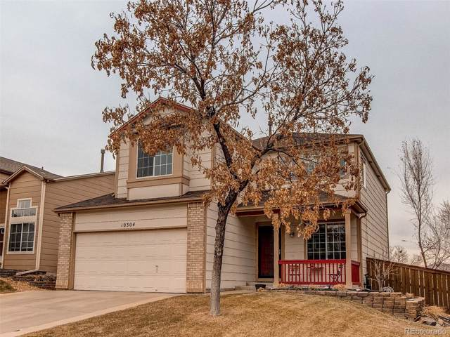 10304 Woodrose Lane, Highlands Ranch, CO 80129 (#5992057) :: The Peak Properties Group