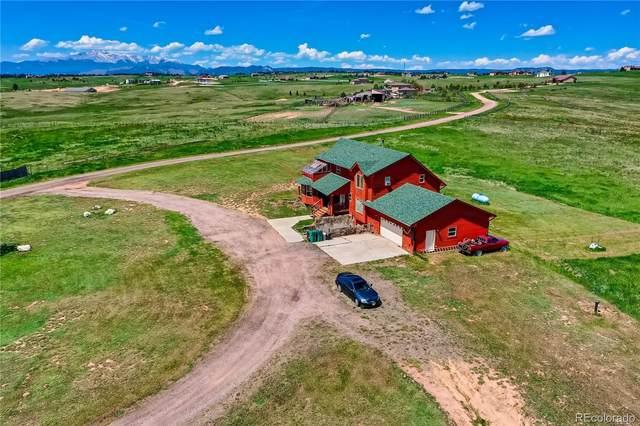 6050 Mountain Shadow View, Colorado Springs, CO 80908 (MLS #5992465) :: Find Colorado Real Estate