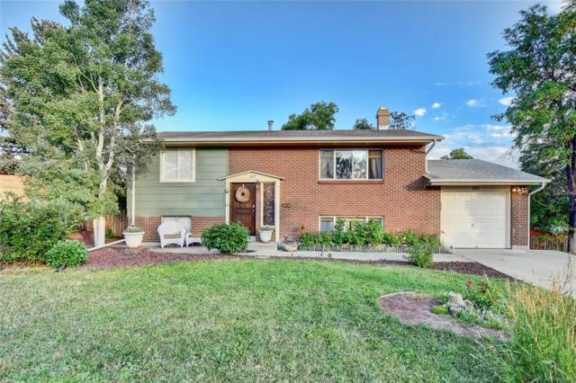 220 W Delaware Circle, Littleton, CO 80120 (#5992566) :: Wisdom Real Estate