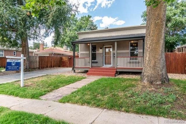 3221 W 28th Avenue, Denver, CO 80211 (#5992576) :: HomeSmart Realty Group