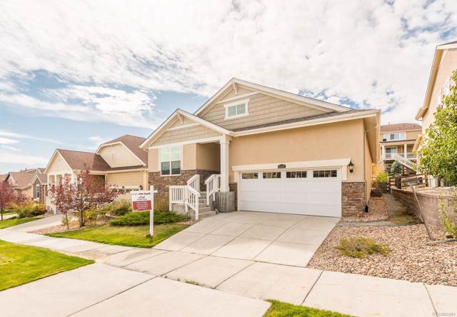 8455 Violet Court, Arvada, CO 80007 (#5992592) :: The DeGrood Team