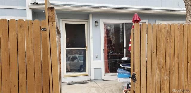 7990 Chase Circle #14, Arvada, CO 80003 (#5992829) :: Wisdom Real Estate