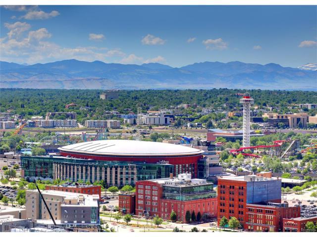 1133 14th Street #2200, Denver, CO 80202 (#5992923) :: Thrive Real Estate Group