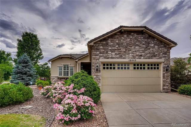 16445 Aliante Drive, Broomfield, CO 80023 (#5993075) :: The Colorado Foothills Team | Berkshire Hathaway Elevated Living Real Estate