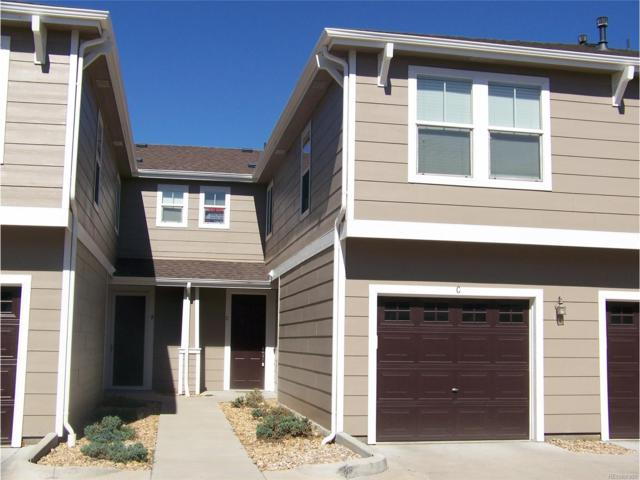 17183 Waterhouse Circle C, Parker, CO 80134 (MLS #5993194) :: 8z Real Estate