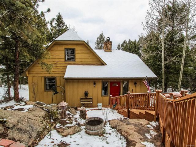 12042 Alvin Place, Conifer, CO 80433 (#5993377) :: The Pete Cook Home Group