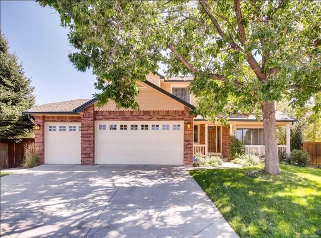 7948 E Mexico Avenue, Denver, CO 80231 (#5993428) :: The Griffith Home Team