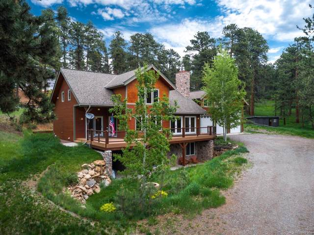 23111 Shoshone Road, Indian Hills, CO 80454 (#5993461) :: Berkshire Hathaway Elevated Living Real Estate