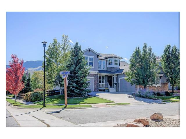 17504 W 61st Place, Arvada, CO 80403 (MLS #5993492) :: 8z Real Estate