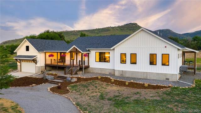 74 County Road 69, Lyons, CO 80540 (#5993589) :: Berkshire Hathaway Elevated Living Real Estate