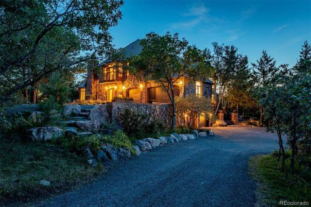 14 W Ranch Road, Morrison, CO 80465 (#5993906) :: The Gilbert Group