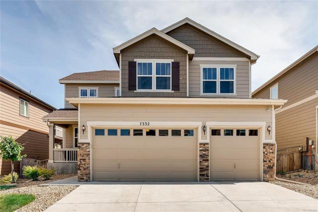 7332 Bandit Drive, Castle Rock, CO 80108 (#5993977) :: Colorado Home Finder Realty
