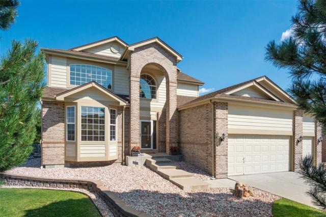2368 Jute Lane, Castle Rock, CO 80109 (#5994393) :: The Peak Properties Group