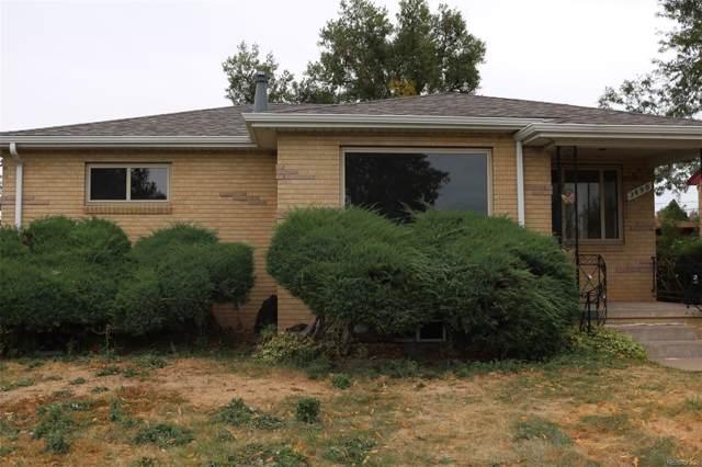 3690 Ivy Street, Denver, CO 80207 (#5994852) :: HomePopper