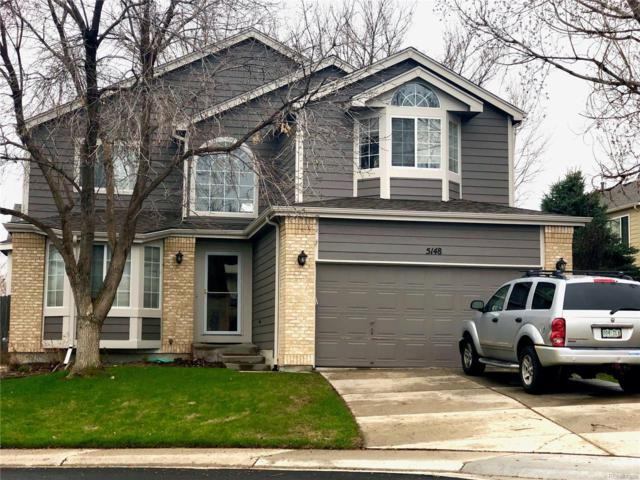 5148 Galena Avenue, Castle Rock, CO 80104 (#5995468) :: The Heyl Group at Keller Williams