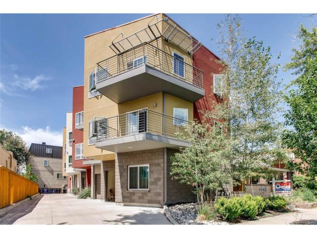 949 S Washington Street, Denver, CO 80209 (#5996158) :: Thrive Real Estate Group