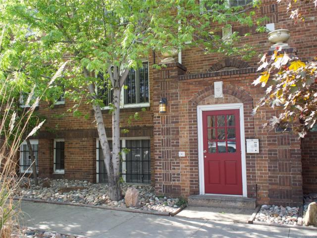1024 E 14th Avenue #5, Denver, CO 80218 (#5996711) :: My Home Team