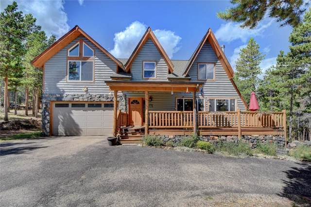 97 Navajo Trail, Evergreen, CO 80439 (MLS #5996795) :: 8z Real Estate