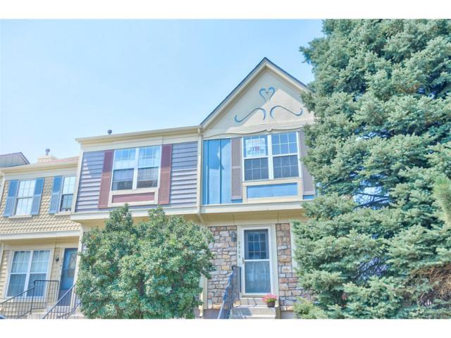 2509 E Nichols Circle, Centennial, CO 80122 (MLS #5996906) :: 8z Real Estate
