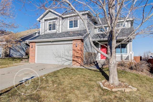 8357 Dove Ridge Way, Parker, CO 80134 (#5997290) :: Harling Real Estate
