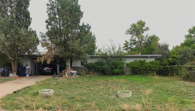 8721 Hopkins Drive, Denver, CO 80229 (#5997325) :: The Galo Garrido Group