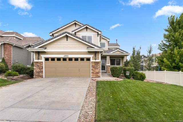 12993 Banyon Circle, Parker, CO 80134 (#5997514) :: Group 46:10 - Denver