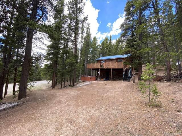 185 Alice Road, Idaho Springs, CO 80452 (#5997524) :: Berkshire Hathaway Elevated Living Real Estate