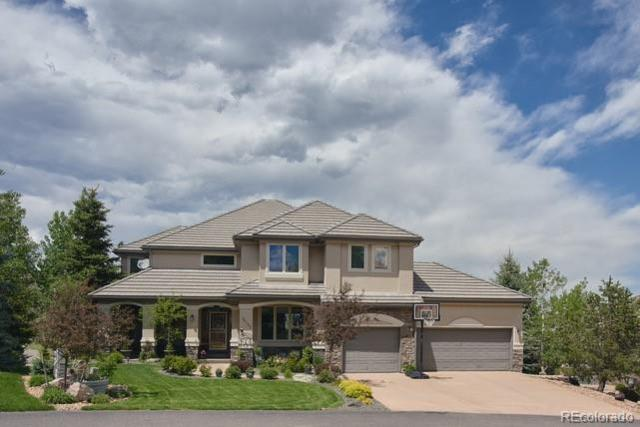 16737 Foxwood Lane, Morrison, CO 80465 (#5997578) :: Berkshire Hathaway Elevated Living Real Estate