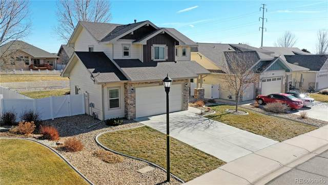 3114 68th Avenue Court, Greeley, CO 80634 (#5997583) :: The Gilbert Group