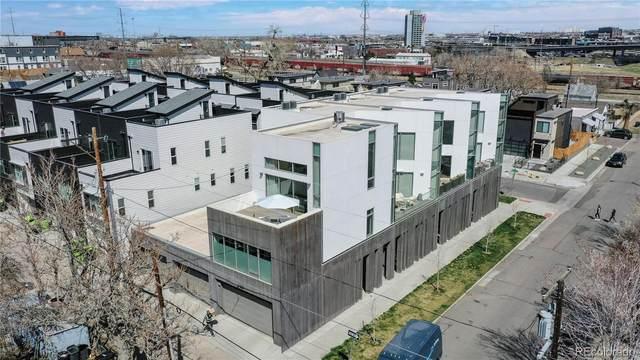 1125 W 37th Avenue #1, Denver, CO 80211 (#5998384) :: Mile High Luxury Real Estate