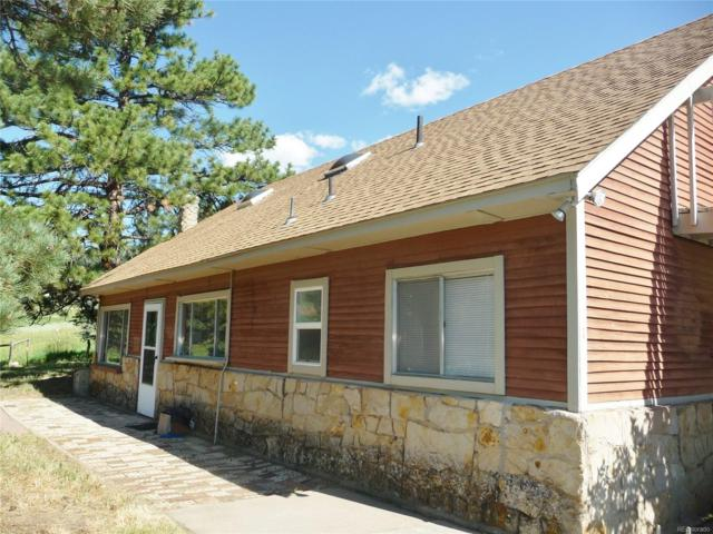 6554 High Circle, Morrison, CO 80465 (MLS #5998731) :: 8z Real Estate