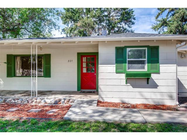 321 E Grant Street, Elizabeth, CO 80107 (MLS #5999661) :: 8z Real Estate