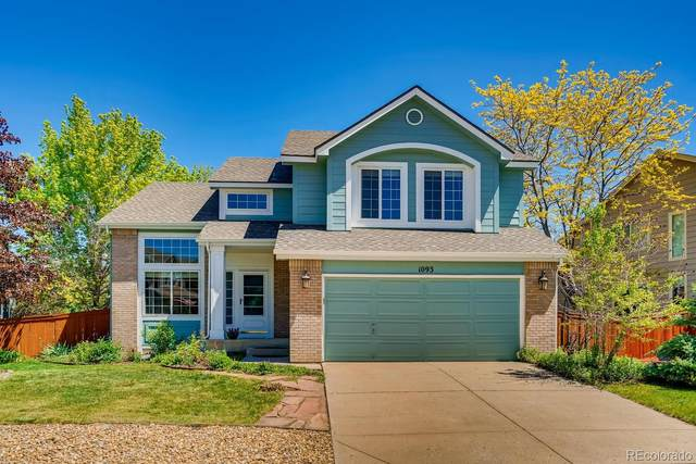 1093 English Sparrow Trail, Highlands Ranch, CO 80129 (#6000148) :: Mile High Luxury Real Estate