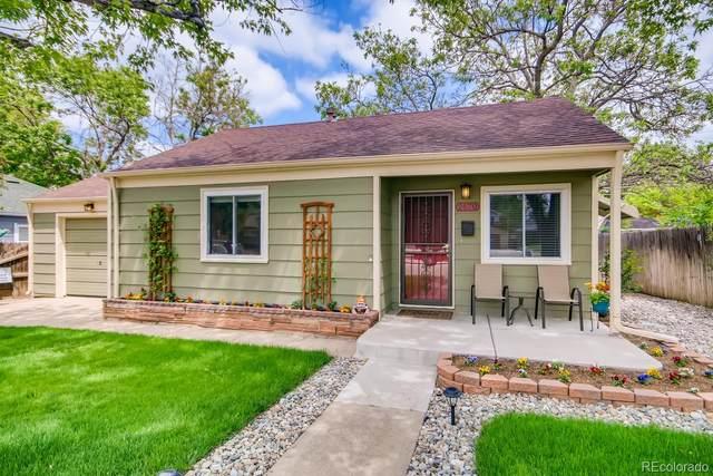 2670 S Hazel Court, Denver, CO 80219 (MLS #6000154) :: Find Colorado