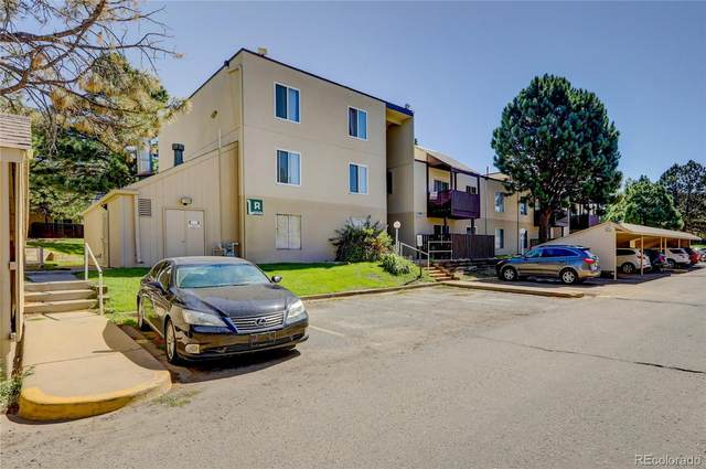9995 E Harvard Avenue #287, Denver, CO 80231 (#6000232) :: Chateaux Realty Group