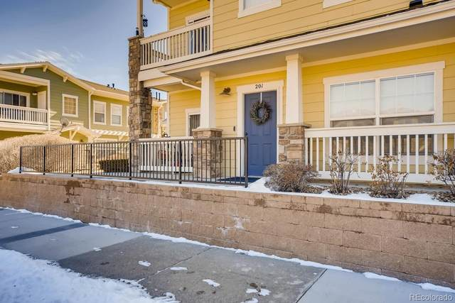9531 Pearl Circle #201, Parker, CO 80134 (#6000519) :: Bring Home Denver with Keller Williams Downtown Realty LLC