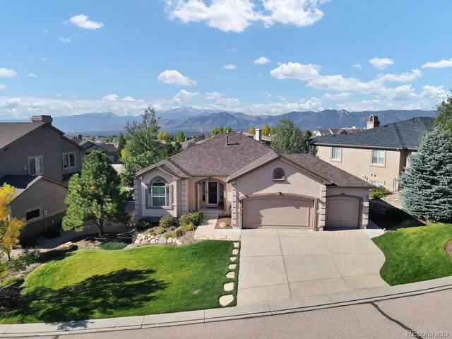 2451 Ledgewood Drive, Colorado Springs, CO 80921 (MLS #6000611) :: Find Colorado Real Estate