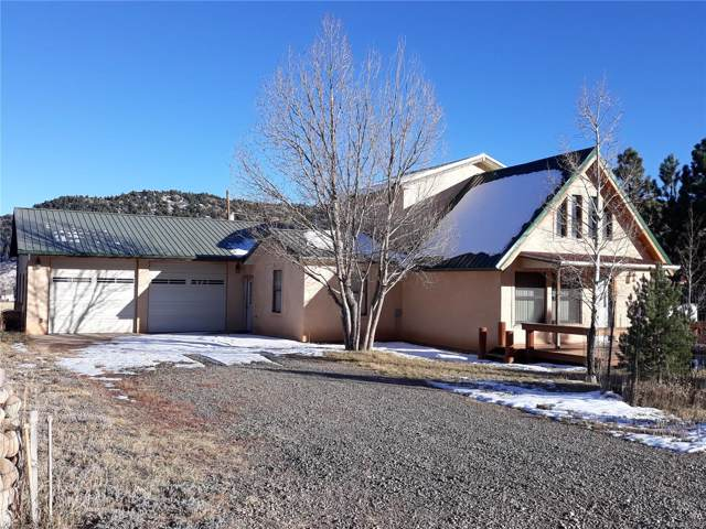 6890 State Highway 12, Weston, CO 81091 (#6000777) :: The DeGrood Team