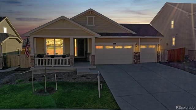16321 Josephine Place, Thornton, CO 80602 (MLS #6000901) :: Find Colorado