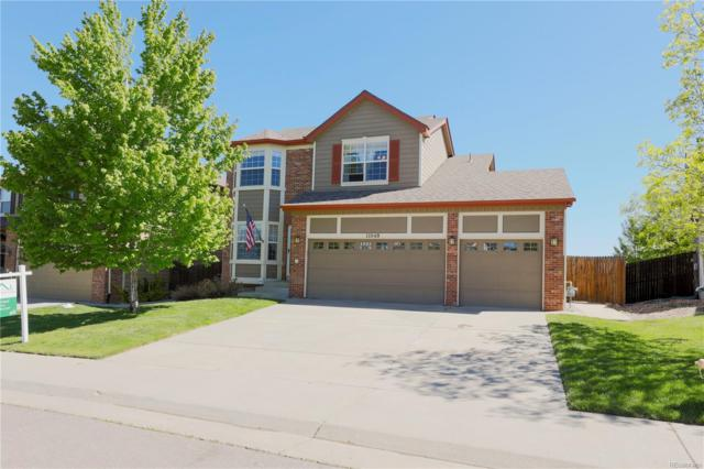 11849 Snowshoe Drive, Parker, CO 80138 (#6001220) :: Bring Home Denver with Keller Williams Downtown Realty LLC