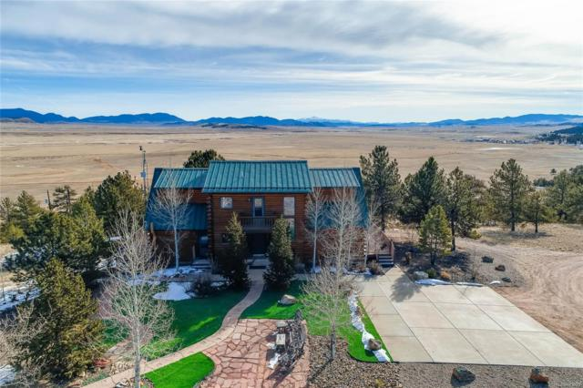 1101 Co Road 439, Hartsel, CO 80449 (#6001251) :: The Heyl Group at Keller Williams