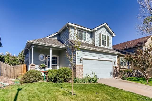 16221 White Hawk Drive, Parker, CO 80134 (#6001447) :: Portenga Properties